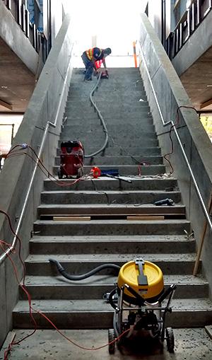 concrete cutting melbourne recesses