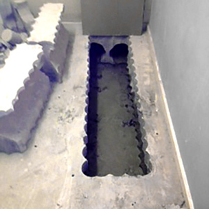 Concrete stitch drilling Chelsea