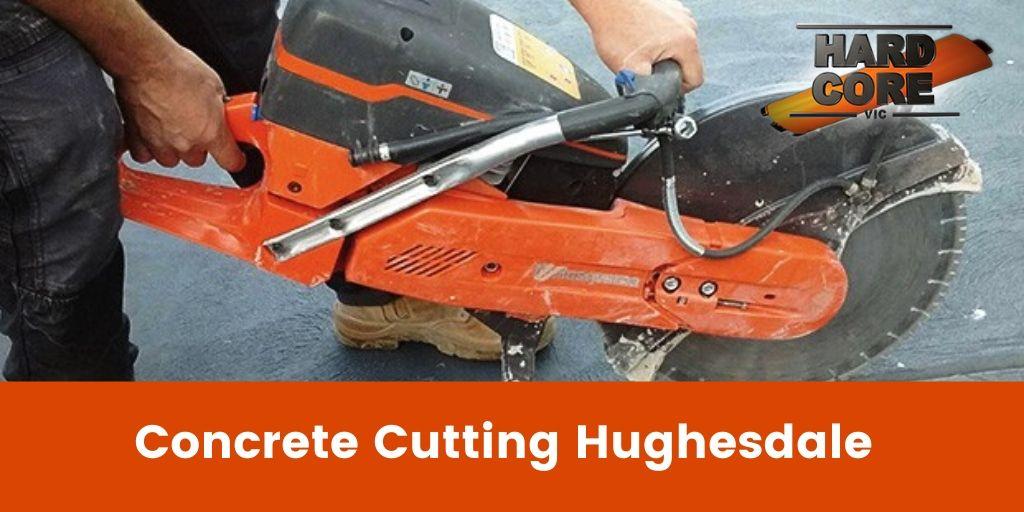 Concrete Cutting Hughesdale Banner