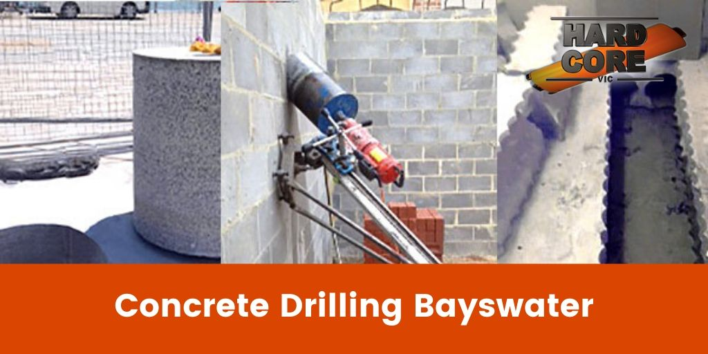 Concrete Drilling Bayswater Banner