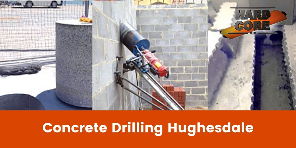 Concrete Drilling Hughesdale Banner
