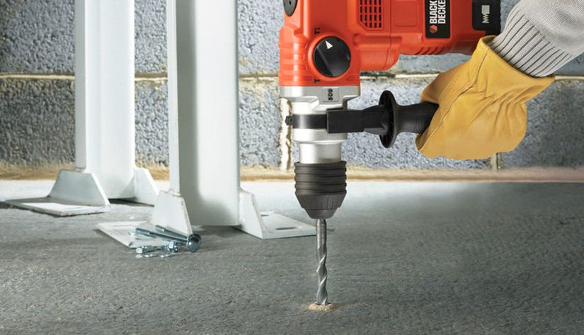 A Guide on How to Drill Concrete