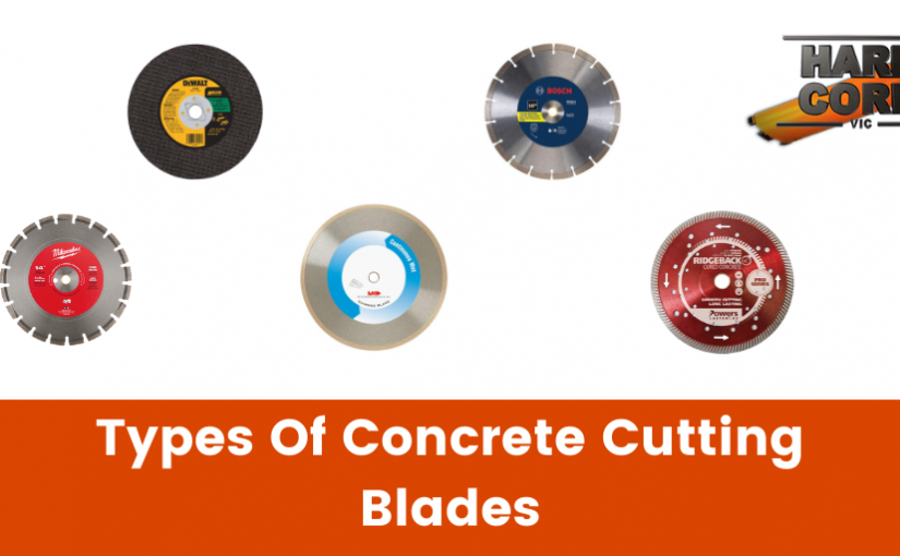 5 Concrete Cutting Blades You Should Know About