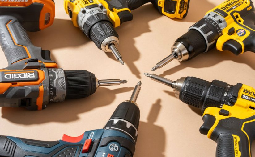 Choosing the Right Type Of Drill For Concrete